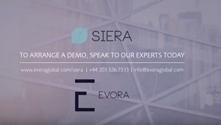 110 SECONDS TO UNDERSTAND HOW SIERA SUSTAINABILITY SOFTWARE CAN HELP YOU