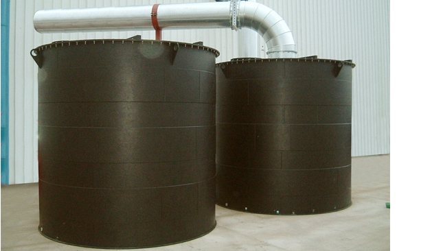 Bulk Filter Vessels for Waste Recycling and Waste Transfer Stations