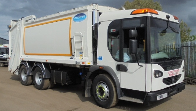 FOR SALE: 2010 YEAR 6X4 EURO 5 DENNIS REFUSE VEHICLE WITH WEIGH PREPARED TERBERG LIFT