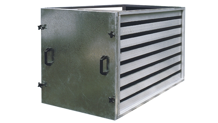 Skeleton-Frame Solutions for Air Handling Units