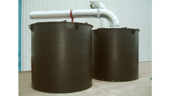 Carbon Filter Solutions for Removal of Siloxane and Hydrogen Sulphide from Bio Gas Engines