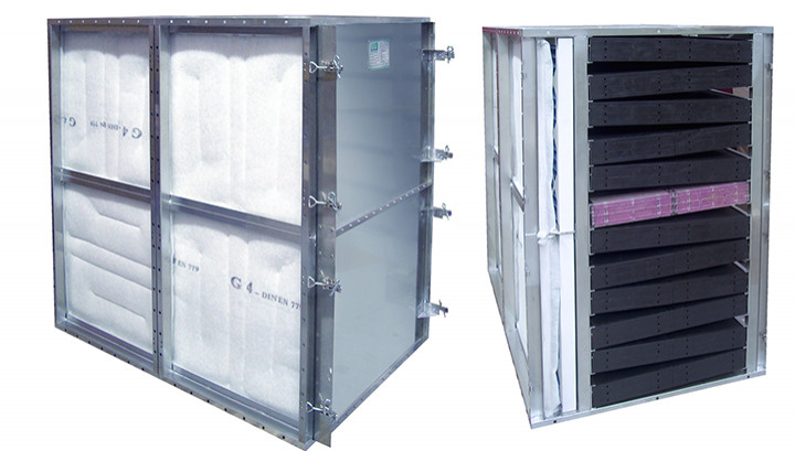 Carbon Filter Housing Solutions for New or Existing Ducted Systems