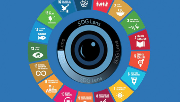 SDG Lens - Register now for free access!