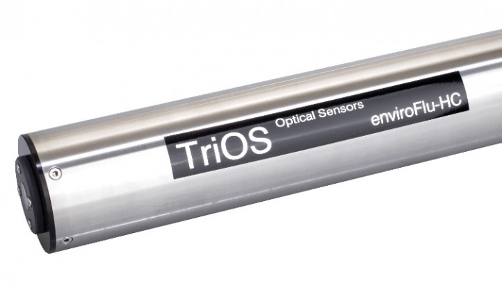 TriOS Enviroflu PAH oil in water sensor