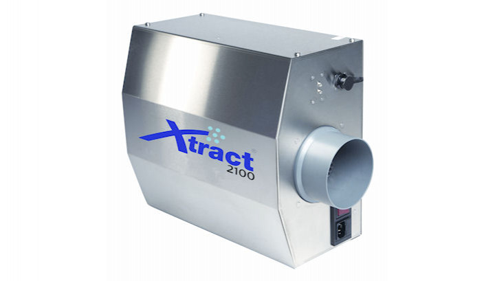 Xtract 2100 for High Performance Kitchen Extract Odour and Grease Control
