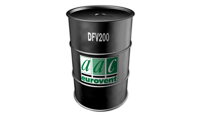 AAC DFV200 Drum Filter for High Performance Organic and Inorganic Odour Removal