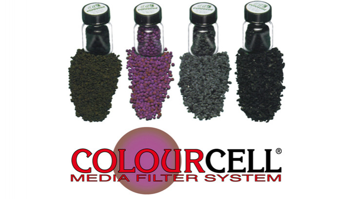 Gain Maximum Benefit from your Carbon Filter System with AAC Colourcell