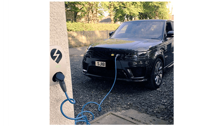 Domestic EV Charging Points