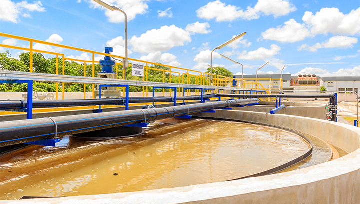 VOC Reduction and Odour Control in Low to Medium Flow Rate Applications in Wastewater and Sewage Treatment