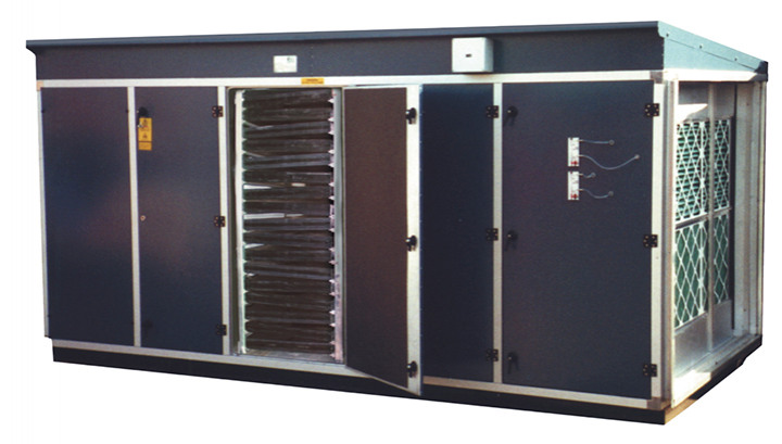 Carbon Filter Systems for Commercial Kitchen Extraction Systems with Air Handling Units (AHUs)
