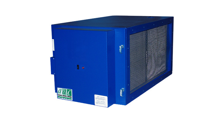 AAC ESP4420 Electrostatic Air Filter for effective Smoke and Grease Reduction in Commercial Kitchens