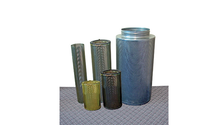 Refillable Carbon Canisters for Sustainable Odour Control in Sewage Treatment