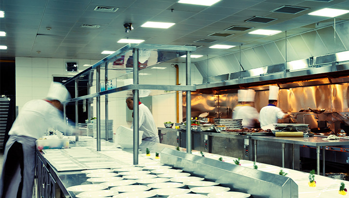 Odour Control for Kitchen Ductwork Systems