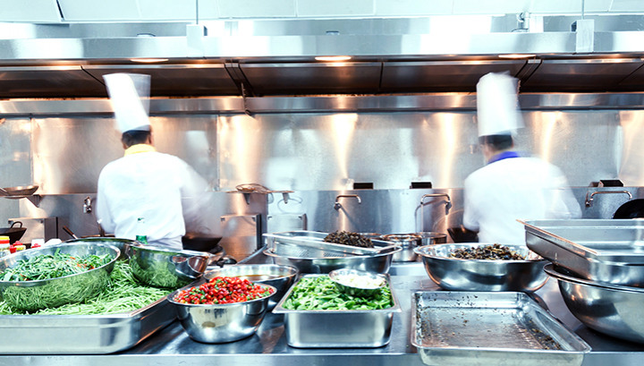 Activated Carbon for Odour Control in Commercial Kitchen Extraction Systems