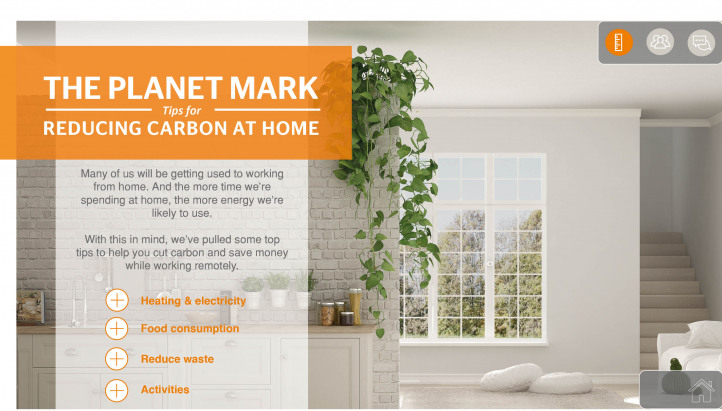 The Planet Mark Home Worker Package