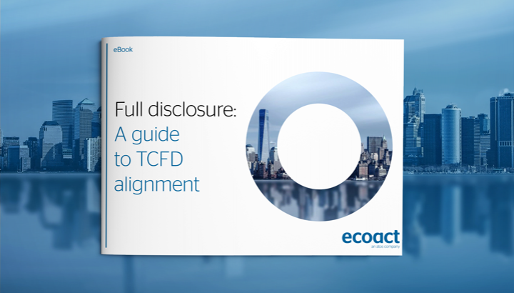 Full disclosure: a guide to TCFD alignment