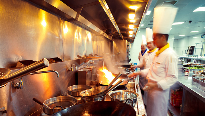 Activated Carbon for Commercial Kitchen Extraction Systems