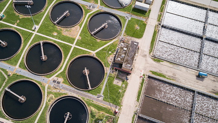 Odour Control and VOC Abatement Solutions in Sewage and Wastewater Treatment