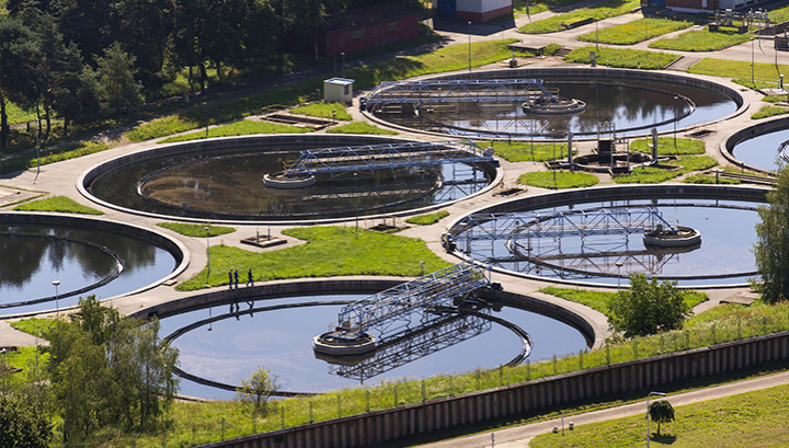 Inline Carbon Filters for Sewage Treatment and Wastewater Odour Control