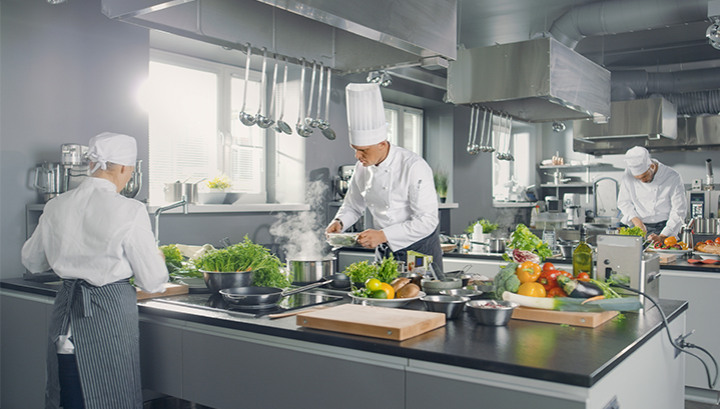 Carbon Filter Systems for Commercial Kitchens