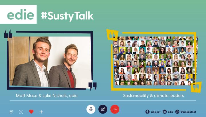 #sustytalk