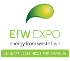 EfW Expo Energy from Waste Live