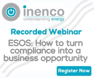 ESOS: How to turn compliance into a business opportunity - Live Webinar