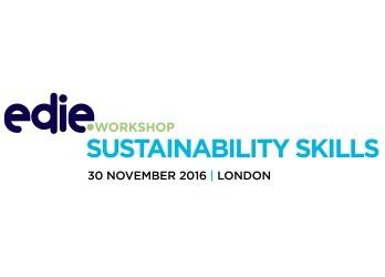 edie Sustainability Skills Workshop