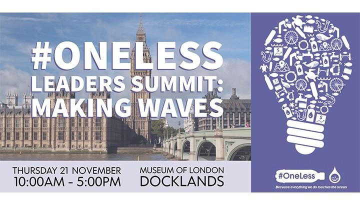 #OneLess leaders summit