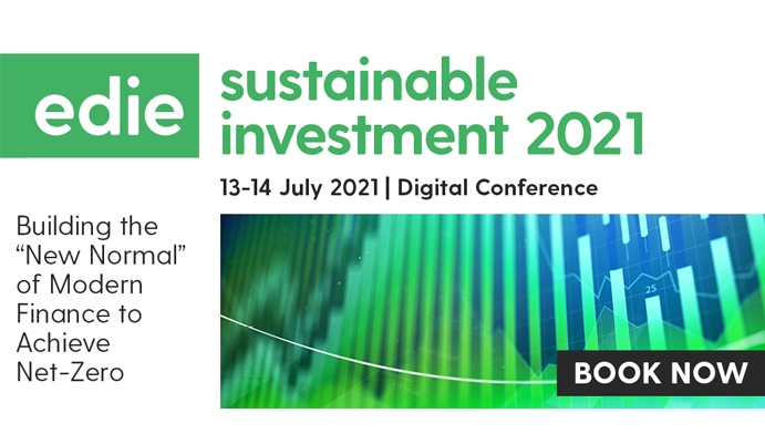 edie Sustainable Investment Conference 2021